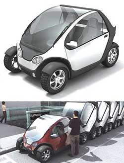MIT City Car