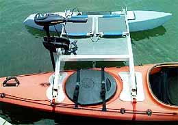 Solar Kayak