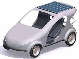 Taiwanese Solar Car