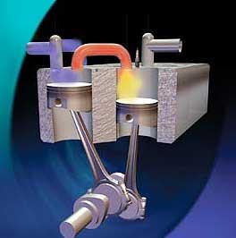 Scuderi Engine