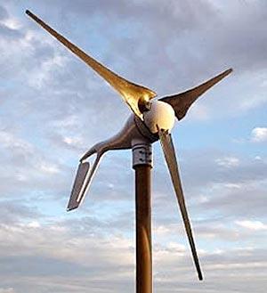 Rooftop Wind Generator