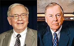 Buffet and Pickens
