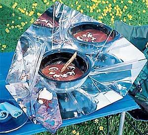 Gaiam Hot Pot Simple Solar Cooker