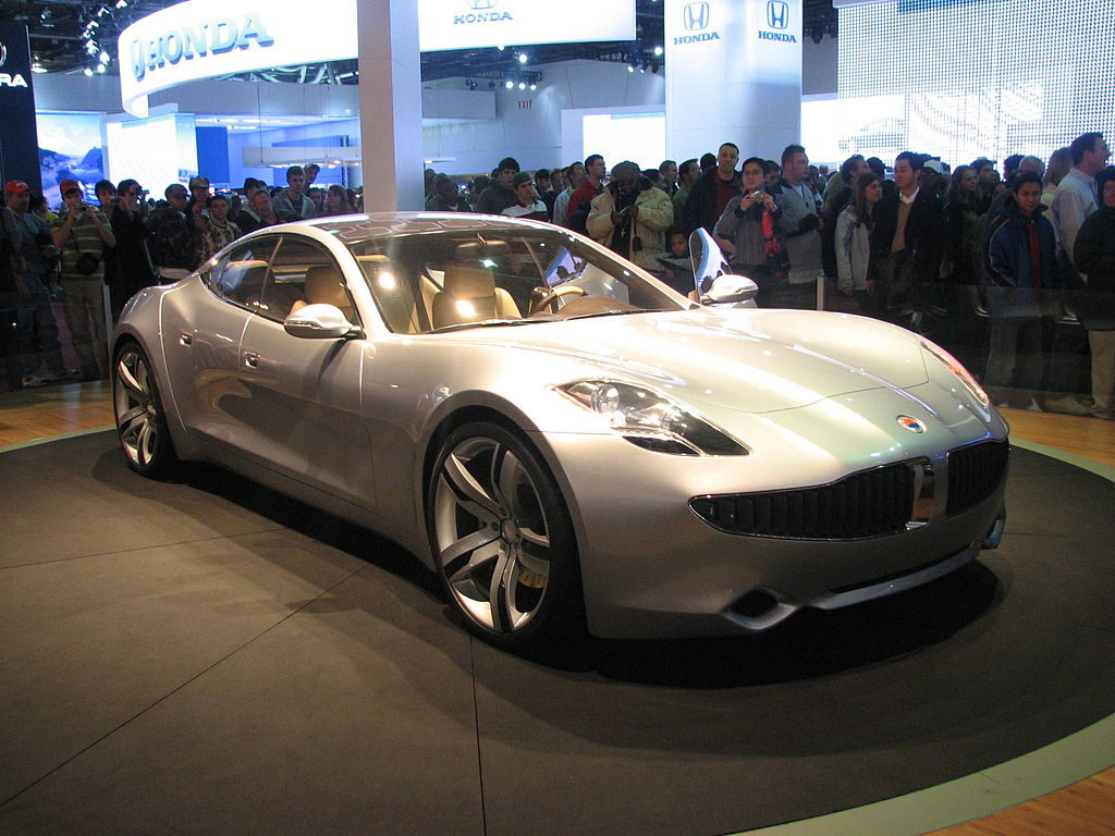 New Karma Revero Partly Powered By Solar Rooftop Green