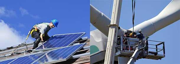 Renewable Energy Jobs Continue to Rise | Green Tech Gazette