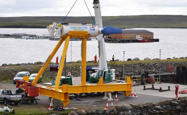 Tidal Energy ELEMENT Project Backed by Improved AI