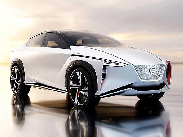 Nissan Electric Concept Car