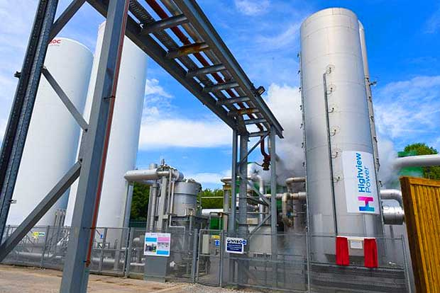 CryoBattery Plant