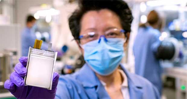 Next Gen Lithium Battery