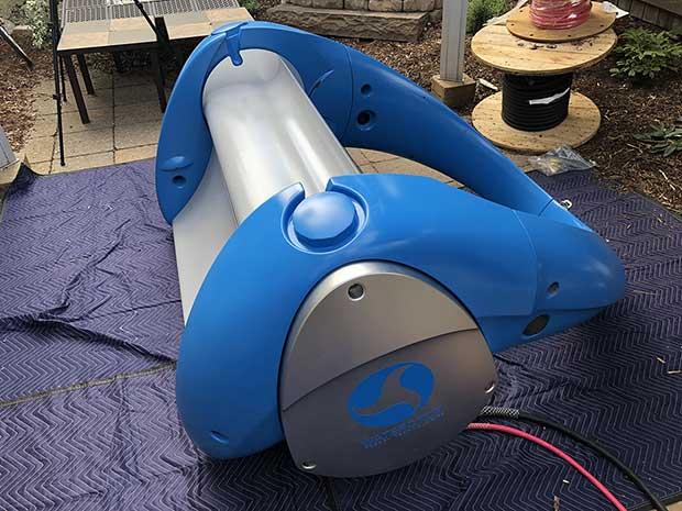 Waterotor Blade